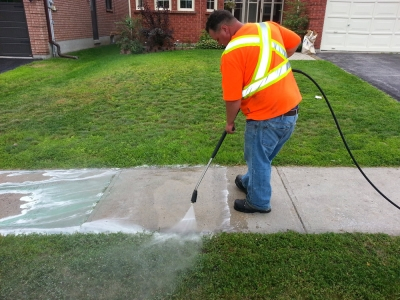 Pressure Washing Barrie Pressure Washing Pavement And